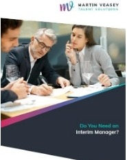 Do you Need an Interim Manager?